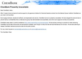 chembank.broadinstitute.org