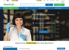 chemchain.com