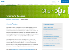 chemdata.co.uk