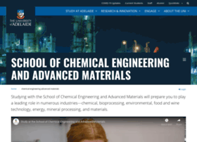 chemeng.adelaide.edu.au