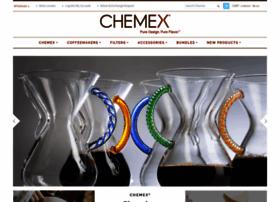 chemexcoffeemaker.com