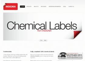 chemical-labels.co.uk