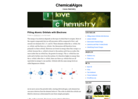 chemicalalgos.wordpress.com