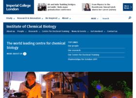 chemicalbiology.ac.uk