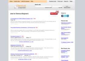 chemicalengineer.com