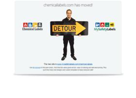 chemicallabels.com