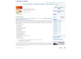 chemicalpapers.com