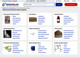 chemicals.exportersindia.com