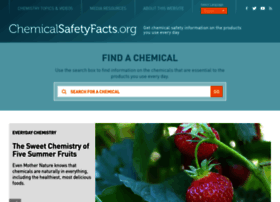 chemicalsafetyfacts.org