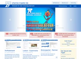 chemie-master.de