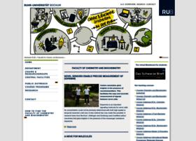 chemie.rub.de