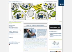chemie.ruhr-uni-bochum.de