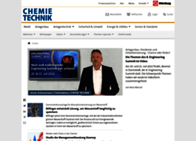 chemietechnik.de