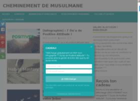 cheminement-de-musulmane.fr