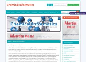 cheminformatics.imedpub.com