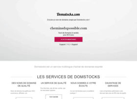 cheminsdupossible.com