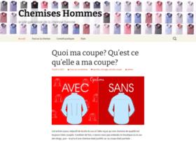 chemises-hommes.com