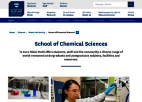 chemistry.auckland.ac.nz