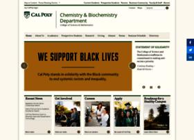 chemistry.calpoly.edu
