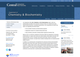 chemistry.ccsu.edu