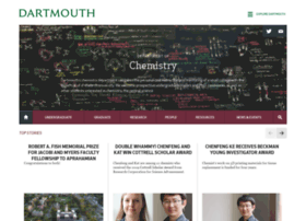 chemistry.dartmouth.edu