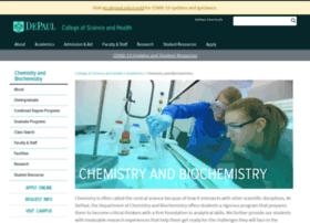 chemistry.depaul.edu