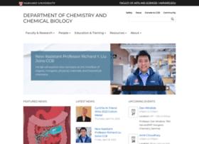chemistry.harvard.edu