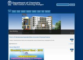 chemistry.iitkgp.ac.in