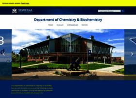 chemistry.montana.edu