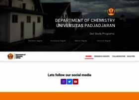 chemistry.unpad.ac.id