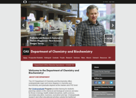 chemistry.uoregon.edu