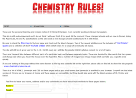 chemistryrules.me.uk