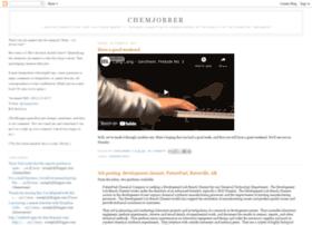 chemjobber.blogspot.com
