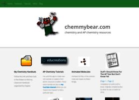 chemmybear.com