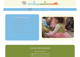 chenangonurseryschool.org