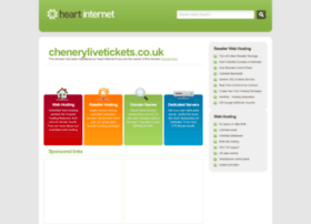 chenerylivetickets.co.uk