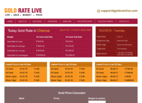chennai.goldratelive.com