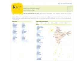 chennai.klist.com