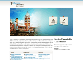 chennaieducation.net