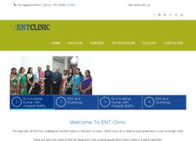 chennaientclinic.com