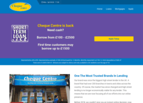 chequecentre.co.uk