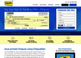 chequeman.com