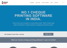 chequeprintingsoftware.com