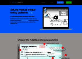 chequepro.com
