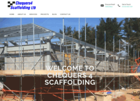 chequers4scaffolding.co.uk