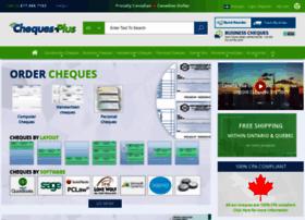 chequesplus.com