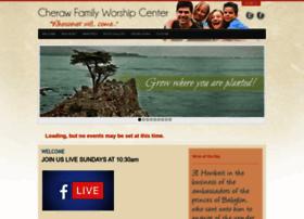 cherawfamilyworshipcenter.com