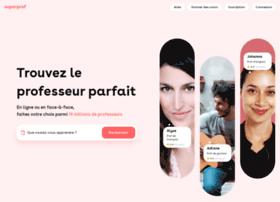 cherche-cours.com