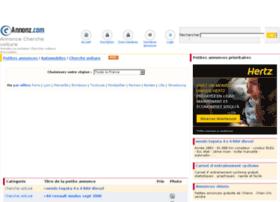 cherche-voiture.annonz.com
