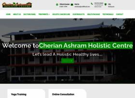 cherianashram.com